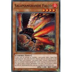 Yugioh - Salamangrande Falco (C) [SDSB]
