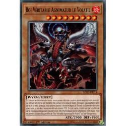 Yugioh - Roi Véritable Agnimazud Le Volatil (C) [SDSB]