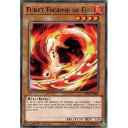 Yugioh - Furet Escrime De Feu (C) [SDSB]