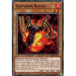 Yugioh - Diapason Rouge (C) [SDSB]
