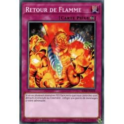 Yugioh - Retour De Flamme (C) [SDSB]