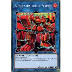 Yugioh - Administrateur de Flamme (C) [SDSB]