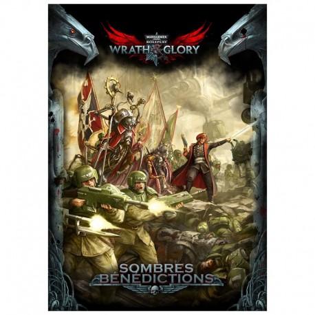 Wrath & Glory - Warhammer 40K - Kit de découverte - Sombres Bénédictions