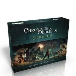 Chroniques Oubliées - Cthulhu - Initiation au Jeu d'Aventure