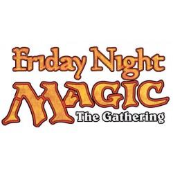 Inscription au prochain - FNM Scellé Magic à 19h30