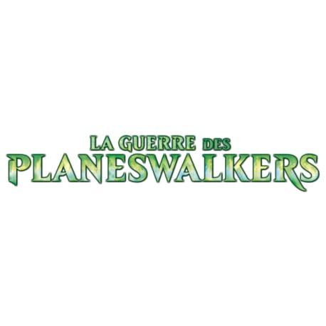 Lot des 2 decks Planeswalkers La Guerre des Planeswalkers