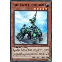 Yugioh - Grue-Crabe Chenillinfini (SR) [INCH]
