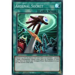 Yugioh - Arsenal Secret (SR) [INCH]