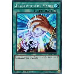 Yugioh - Absorption De Magie (SR) [INCH]
