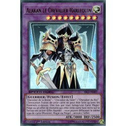 Yugioh - Alakan le Chevalier Harlequin (UR) [SBLS]