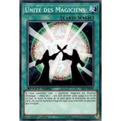 Yugioh - Unité des Magiciens (C) [SBLS]