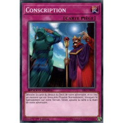 Yugioh - Conscription (C) [SBLS]