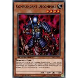Yugioh - Commandant Décomposé (C) [SBLS]