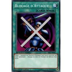 Yugioh - Blocage d'Attaque (C) [SBLS]