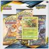 Pack 3 boosters Jungko - Soleil et Lune Alliance Infaillible (SL10) Pokemon