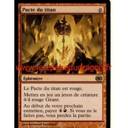 Rouge - Pacte du Titan (R)