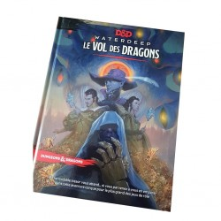 Le Vol des Dragons - Waterdeep - Dungeons & Dragons 5edt