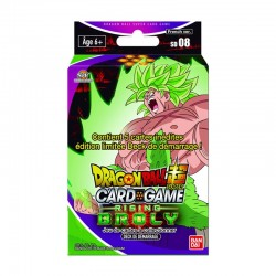 Deck de Démarrage Dragon Ball Super SD08 Broly