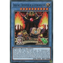 Yugioh - Créaltar, l'Initiateur de la Lutincantation (C) [DANE]