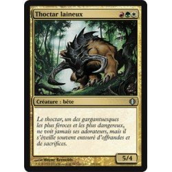 Or - Thoctar laineux