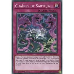 Yugioh - Chaînes de Saryuja (C) [DANE]