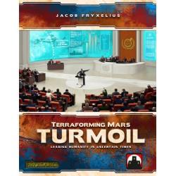 Terraforming Mars - Turmoil (Kickstarter Promo Content)