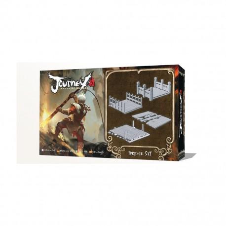 Journey - La Colère des Démons - Ponts