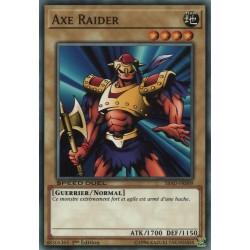 Yugioh - Axe Raider  (C) [SBAD]