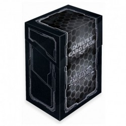 Deck Box Yugioh - Dark Hex