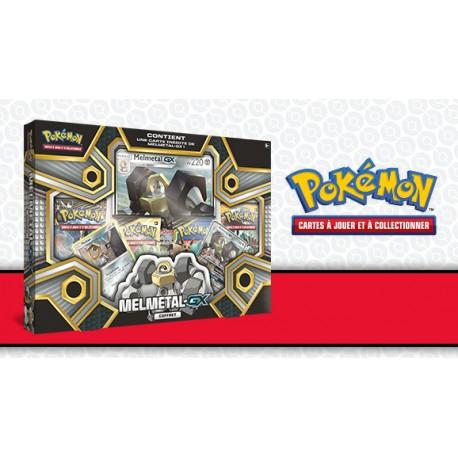 Coffret MelMetal Gx Pokémon