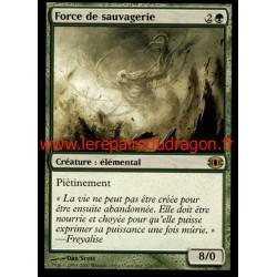 Verte - Force de Sauvagerie (R)