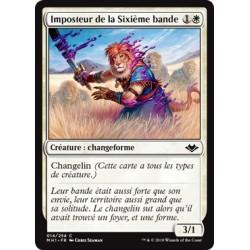 Blanche - Imposteur de la Sixième bande (C) [MH1]