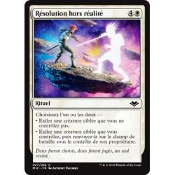 Blanche - Résolution hors réalité (C) [MH1]