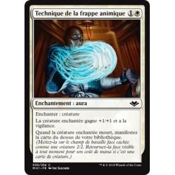 Blanche - Technique de la frappe animique (C) [MH1]