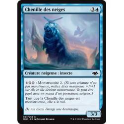 Bleue - Chenille des neiges (C) [MH1]