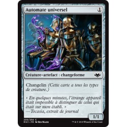Artefact - Automate universel (C) [MH1]