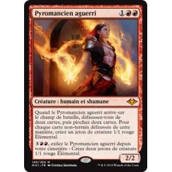 Rouge - Pyromancien aguerri (M) [MH1]