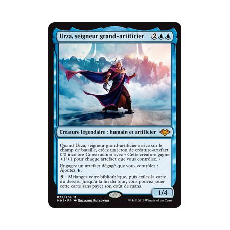 Bleue - Urza, seigneur grand-artificier (M) [MH1]