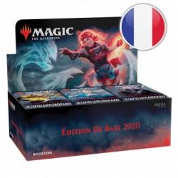 Boîte Magic Core Set 2020 VF (36 boosters)