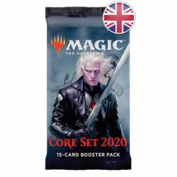 Booster Magic Core Set 2020 VO (12/07)