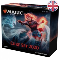 Bundle Magic Core Set 2020 VO