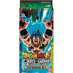 Expansion Pack Série 06 Dragon Ball Super Card Game