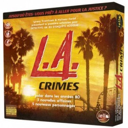 Détective - L.A. Crimes