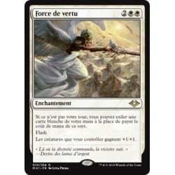 Blanche - Force de vertu (R) Foil [MH1]