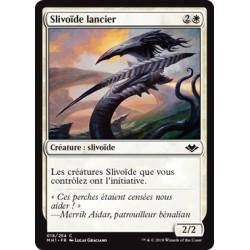 Blanche - Slivoïde lancier (C) Foil [MH1]
