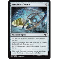 Artefact - Astrolabe d'Arcum (C) Foil [MH1]