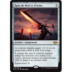 Artefact - Epée de Nerf et d'Acier (M) Foil [MH1]