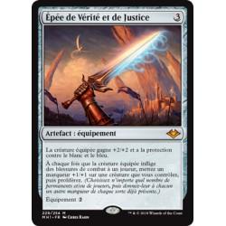 Artefact - Epée de Vérité et de Justice (M) Foil [MH1]