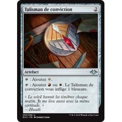 Artefact - Talisman de conviction (U) Foil [MH1]