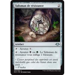 Artefact - Talisman de résistance (U) Foil [MH1]